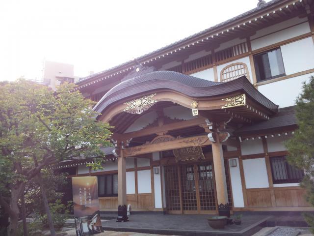 東京都放生寺の建物その他