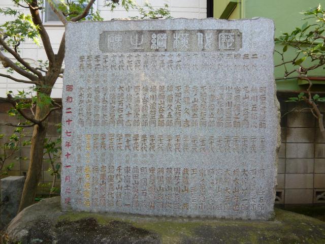 東京都野見宿禰神社の建物その他
