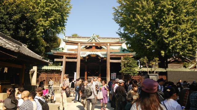 牛嶋神社の建物その他