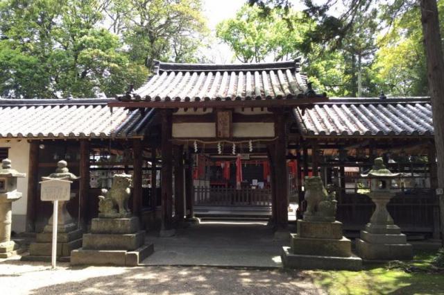 元石清水八幡神社の建物その他
