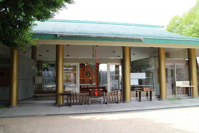 大阪府八劔神社の建物その他