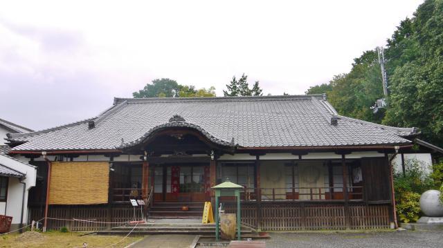 京都府即成院の本殿