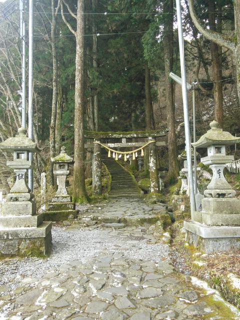 高住神社(福岡県彦山駅) - その他建物の写真