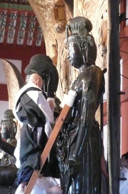 薬師寺の仏像
