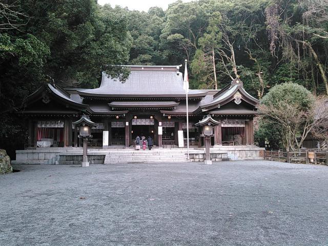 福岡県高見神社の建物その他