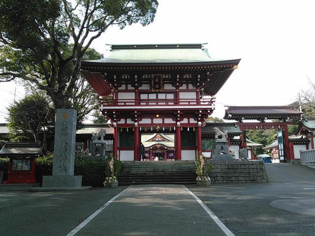 福岡県篠崎八幡神社の建物その他
