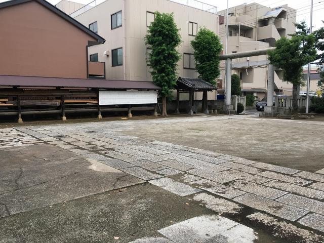天祖神社(東京都北綾瀬駅) - その他建物の写真