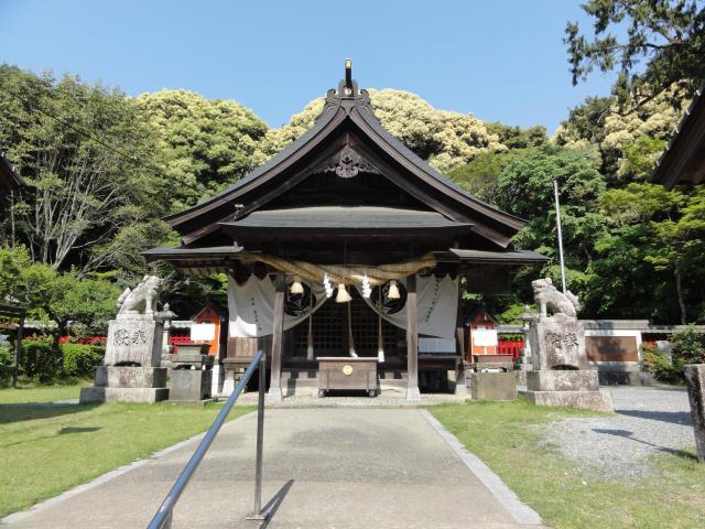 福岡県八所神社の建物その他
