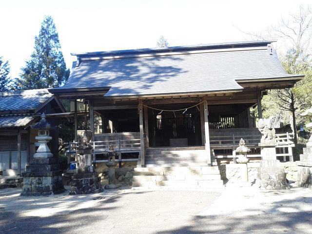 岐阜県水無神社の写真