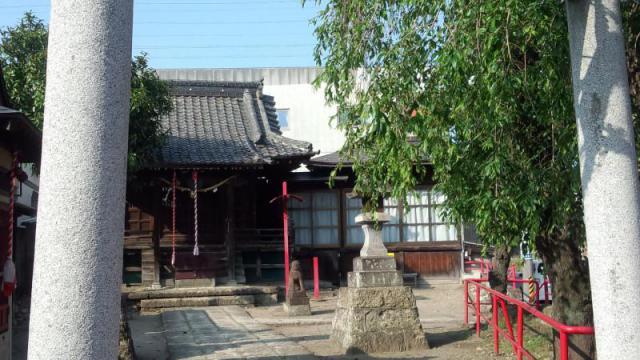 三宝大荒神社の建物その他