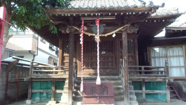 宮城県三宝大荒神社の建物その他