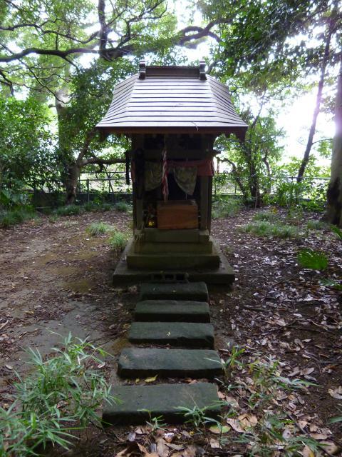 千葉県厳島神社の末社