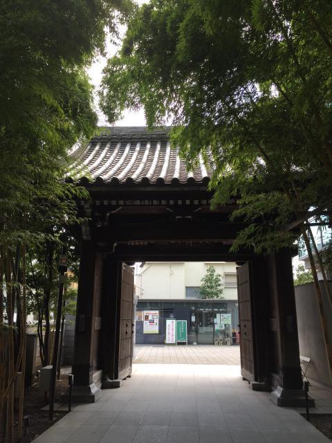東京都梅窓院の建物その他