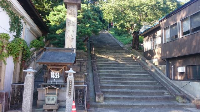 赤湯温泉市神社の建物その他