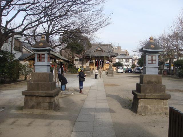 東京都天祖神社(萩中神社)の建物その他