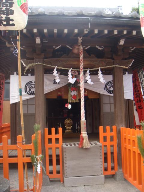 東京都妙法稲荷神社の建物その他