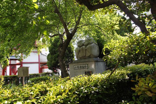 大須観音(北野山真福寺宝生院)の自然
