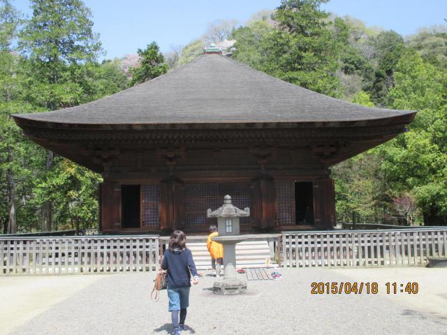福島県白水阿弥陀堂の建物その他
