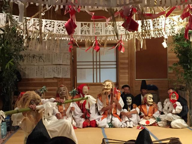 宮崎県秋元神社の写真