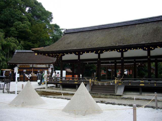 賀茂別雷神社(上賀茂神社)の建物その他