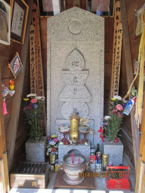 善光寺のお墓