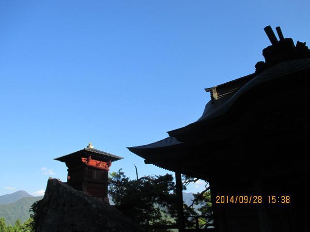 立石寺の建物その他