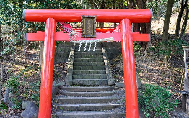 静岡県曽我浅間神社の本殿