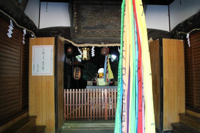 大阪府白鳥神社の建物その他