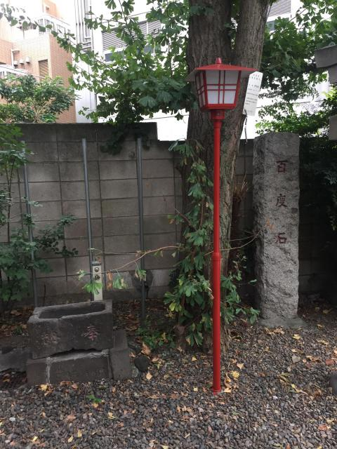 東京都稲荷神社の建物その他