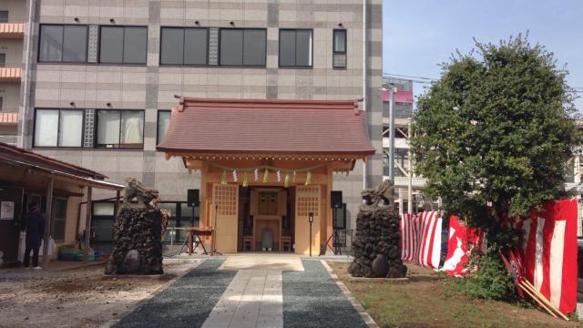 千葉県八坂神社の建物その他