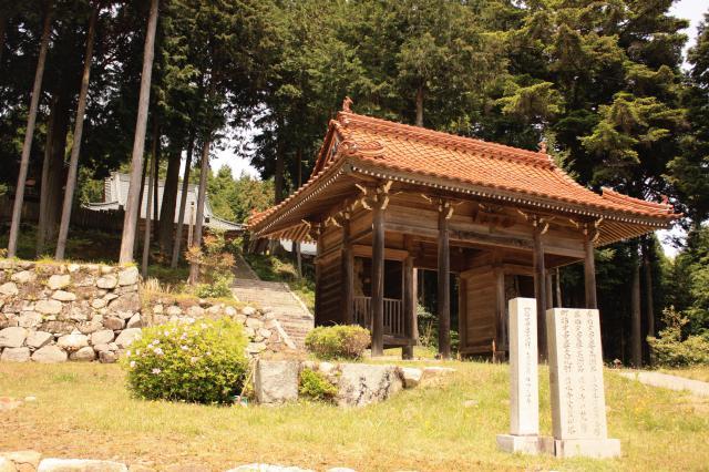 岡山県清水寺の写真