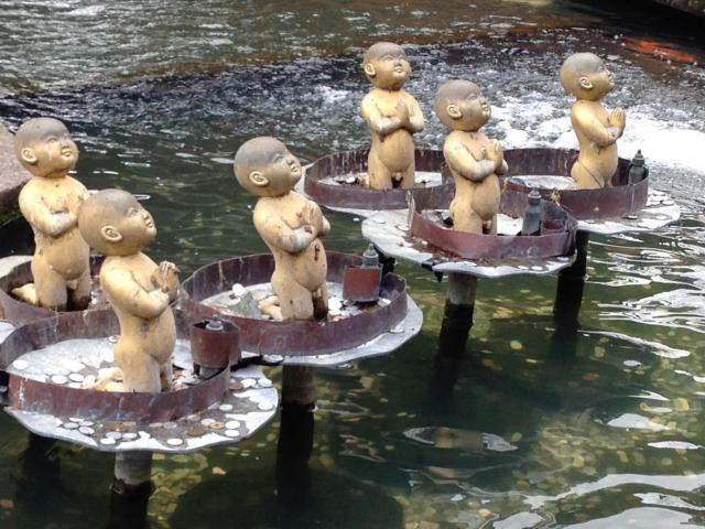 徳島県霊山寺の写真