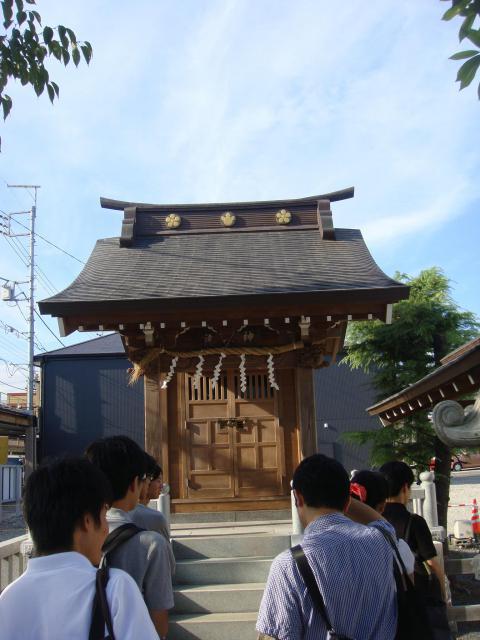 富士山本宮浅間大社の近くの神社お寺|稲荷神社