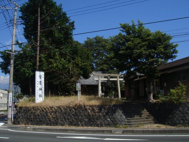愛鷹神社の建物その他