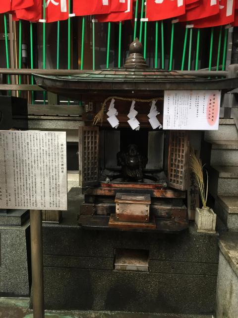身延別院の仏像