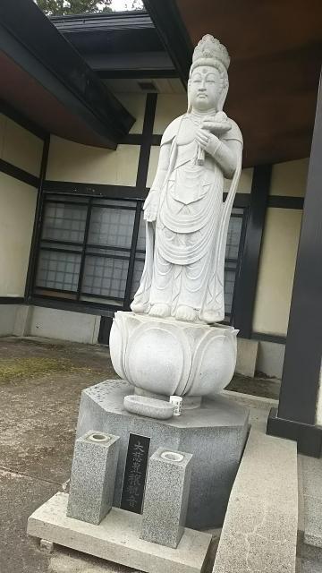 大正寺の仏像