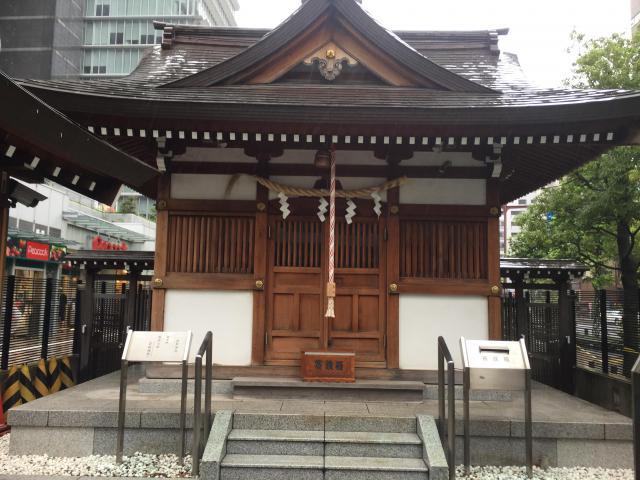 東京都浜町神社の建物その他