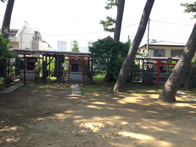 諏訪神社(千葉県菅野駅) - その他建物の写真