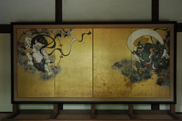 建仁寺の芸術