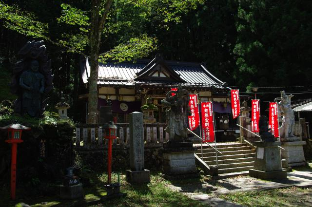 栃木県金剛山瑞峯寺の本殿