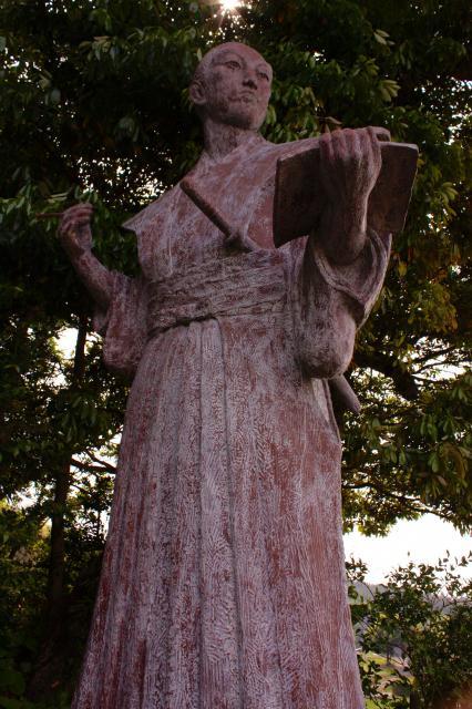 鹿児島県清浄寺の像