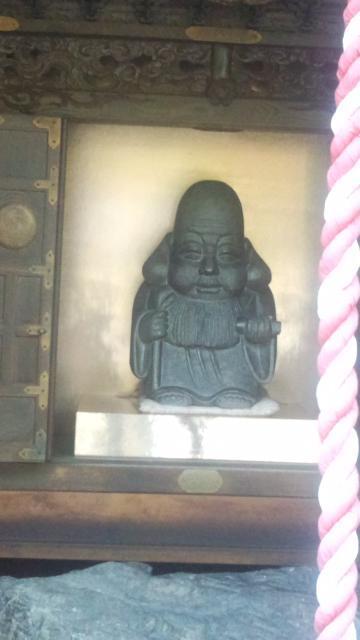 東京都真源寺(入谷鬼子母神)の仏像