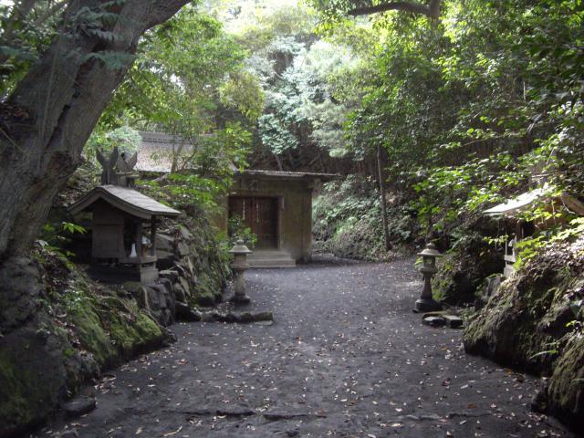 鹿児島県原五社神社の建物その他