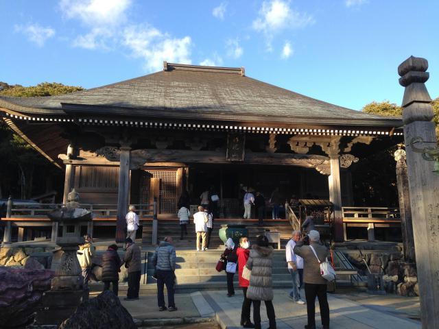 高知県金剛福寺の本殿