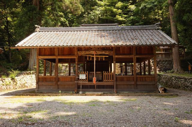 岐阜県金峰神社の建物その他