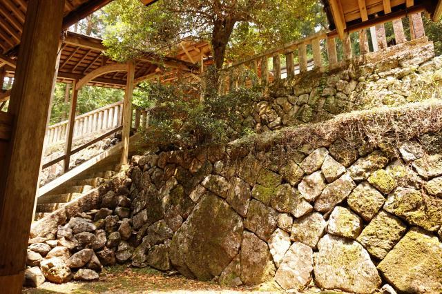 岐阜県瀧神社の建物その他
