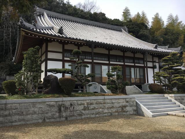 法輪寺の本殿