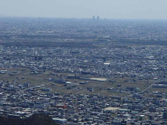岐阜県御嶽神社の景色