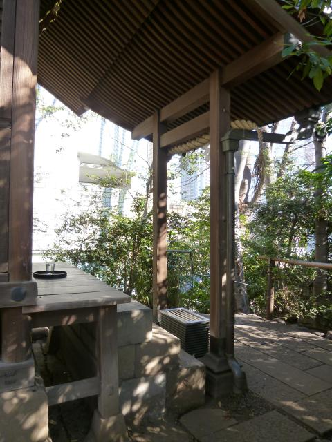 東京都猿楽神社の建物その他