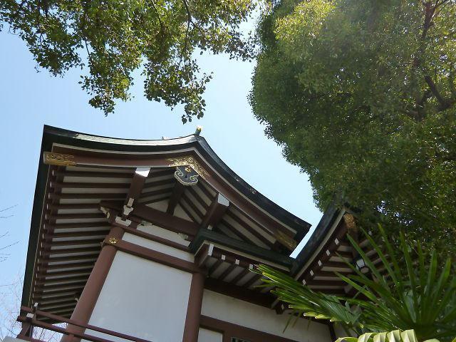東京都香取神社の建物その他